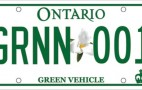 Ontario Goes Green With New Plates, HOV Perks