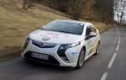 Opel Ampera (Chevy Volt) Wins Monte Carlo Alt-Fuel Rally