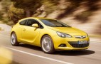 Opel Astra GTC Revealed, U.S. Launch Still Undecided