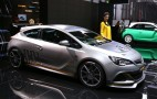 Opel Astra OPC Extreme Road-Going Racer: Live Photos And Video From Geneva