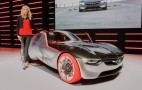 Rear-wheel-drive Opel GT concept debuts in Geneva: Live photos and video