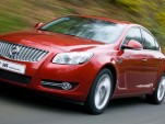 Opel Insignia-based Chinese-market Buick Regal