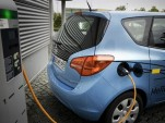 GM Electric Meriva Van Tests Vehicle-to-Grid Charging in Germany
