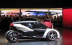 2011 Frankfurt Auto Show: Opel RAK e Electric Concept