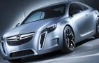Opel's New Gran Turismo Coupe Concept