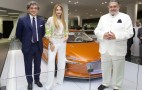 Jennifer Lopez Helps Open World's Biggest Audi Dealership In Dubai