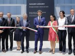 Opening of Lamborghini prototype and concept development center