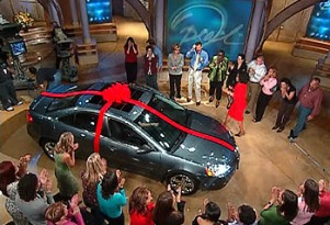 Updated - Oprah SORT OF Hugs GM, Doesn't Give Away Chevrolet Traverse?