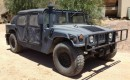 Original military Humvee from The Avengers movie for sale on eBay