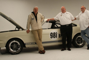 Original Shelby GT350R is heading back into production