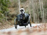 Outrider Alpha recumbent electric adventure bike (Image: Outrider)