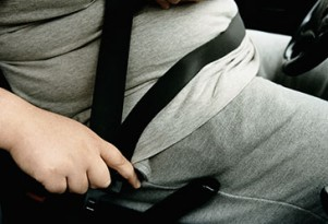 With Obesity On The Rise, Do Seat Belts Need To Be Longer?