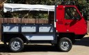 OX low-cost flat-pack truck for developing countries