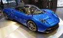 Pagani Huayra, 2013 Geneva Motor Show