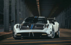 Here's how you photograph a $2.5M Pagani Huayra BC