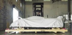Pagani Huayra BC delivery process