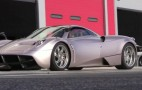 Pagani Huayra Haunts Our Ears, The Track, Again: Video