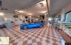 Visit Pagani's Italian Showroom On Google Maps
