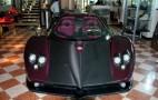 Last Pagani Zonda F Roadster