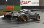 Video: Pagani Zonda R Gets Mean, Sounds It, On Track