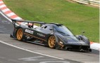Captured: Pagani Zonda R Setting Unofficial 6:47 'Ring Record
