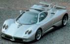 Crash During Pagani Zonda Test Drive Results In $445,000 Damage Bill