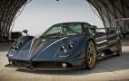 2010 Geneva Motor Show Preview: Pagani Zonda Tricolore