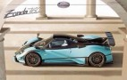 Pagani Zonda Returns In New 760 X And 760 LM Variations