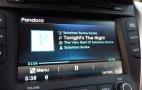 2012 Hyundai Veloster Six-Month Road Test: Pandora Audio Streaming