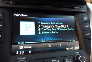 2012 Hyundai Veloster Six-Month Road Test: Pandora Audio Streaming
