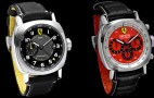 Ferrari and Panerai team up again for Scuderia range of watches