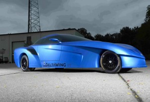DeltaWing GT road car concept, 2015 Petit Le Mans