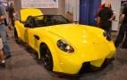 Panoz Esperante Spyder GT Debuts At 2014 SEMA Show