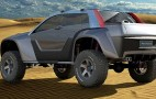 PanTerra Concept wins Californian Off-Road Machine design comp