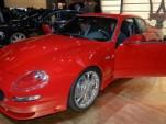 Paris: Maserati GT GranSport