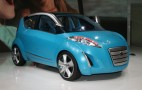Paris: Suzuki Splash concept