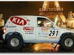 Paris Dakar start 2000