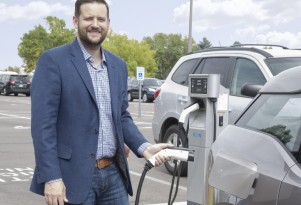 Colorado Megachurch Goes Electric: BMW i3, Charging Stations, And More