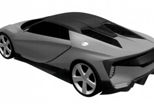 Patent for mid-engine Honda sports car - Image via Autovisie