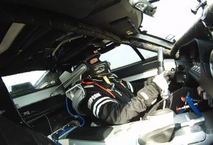 Patrick O'Gorman at 267 mph