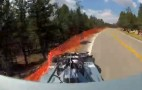 What Happens When A 1,400-HP Car's Throttle Sticks On Pikes Peak: Video
