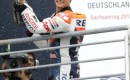 Pedrosa sprays the bubbly - Bridgestone photo