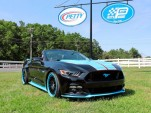 Petty's Garage 2016 Mustang GT King Edition