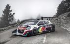 Sébastien Loeb's First Tests At Pikes Peak: Video