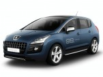 Peugeot 3008 HYbrid4 Concept