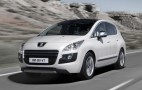 World's First Diesel Hybrid SUV: 2011 Peugeot 3008 HYbrid4