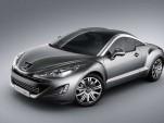 Peugeot 308 RC Z coupe concept