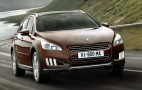 Peugeot 508 RXH Diesel-Electric Hybrid: Forbidden Fruit