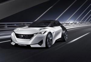 Peugeot Fractal Electric-Car Concept: 3D Printing, Audio Tech Of Future
