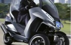 Peugeot HYmotion Hybrid Motorcycle Goes On Sale in 2010